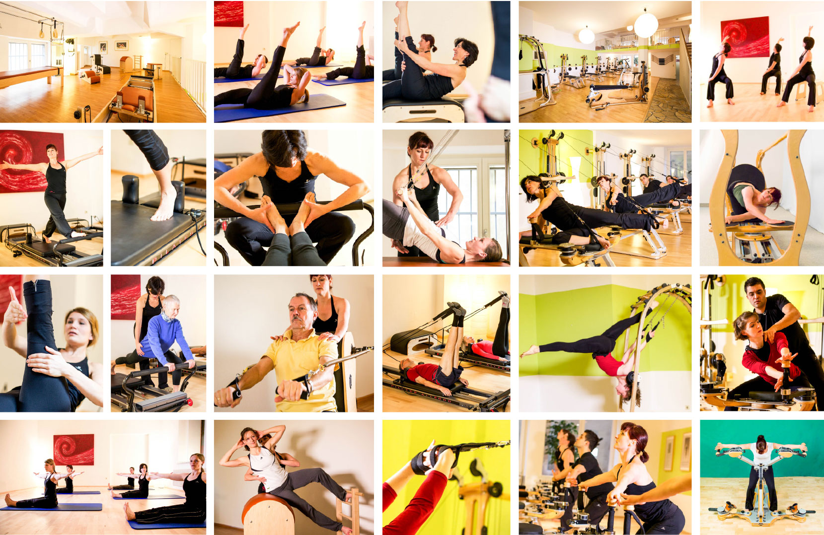 Gyrokinesis-Pilates-trainings